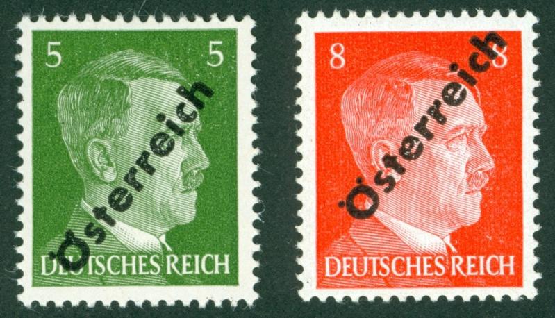 Briefmarken - I. Wiener Aushilfsausgabe, erste Ausgabe 1945_113