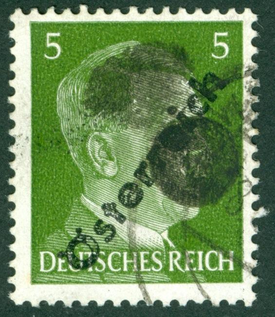 Briefmarken - I. Wiener Aushilfsausgabe, erste Ausgabe 1945_116