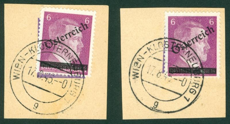 I. Wiener Aushilfsausgabe, zweite Ausgabe 1945_123