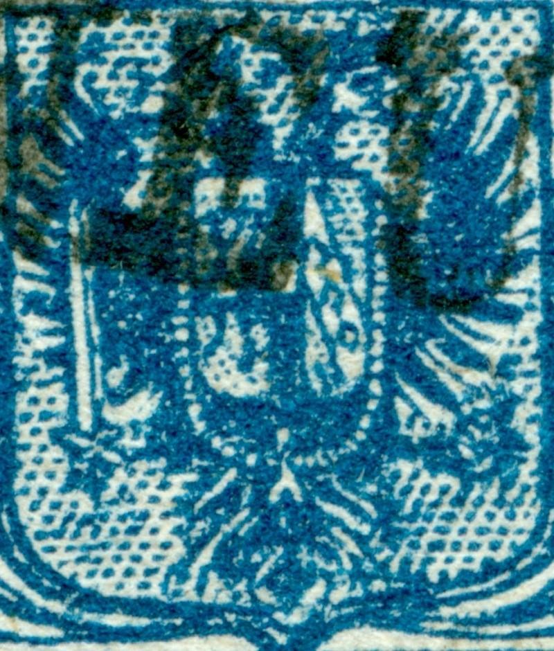 Die erste Österreichische Ausgabe 1850 - Seite 6 9_kr_t15