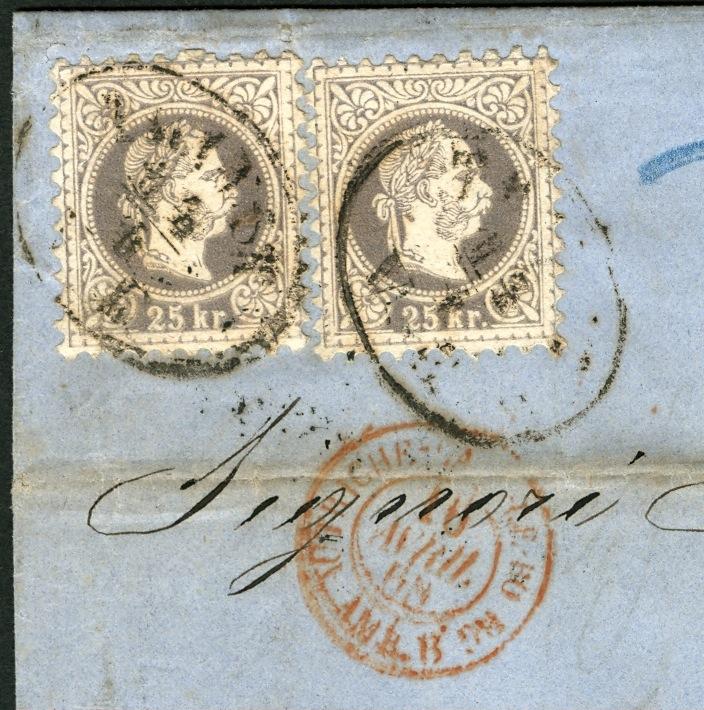 Lombardei-Venetien, Ausgabe 1858/62, 1859/62 - Seite 2 Auslan10