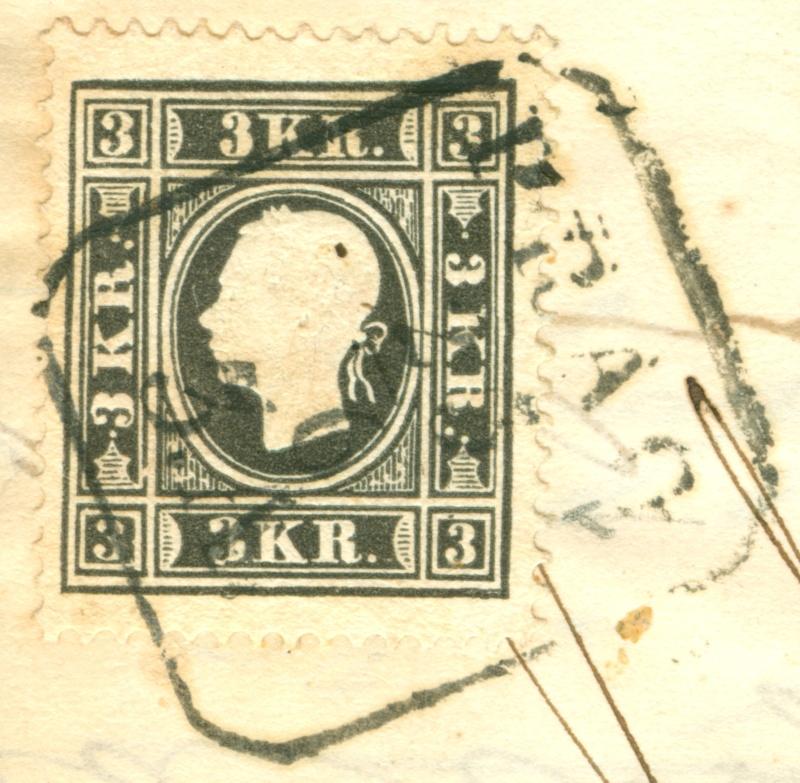 Die Freimarkenausgabe 1858 Type I und II - Seite 2 Ortsbr11