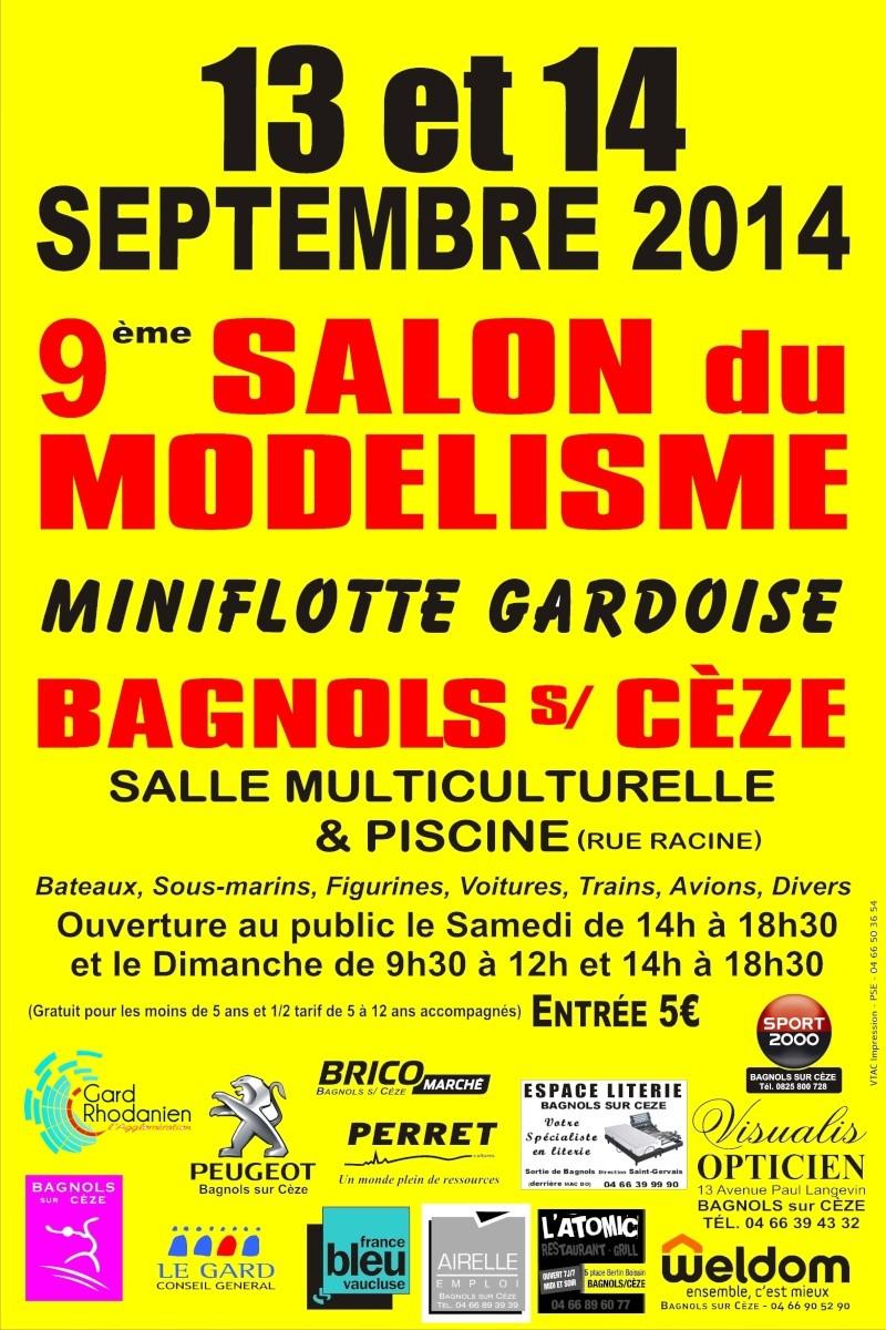 Salon du Modelisme à Bagnols/Ceze 13 et 14 septembre 2014 Salon_10