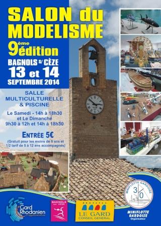 Salon du Modelisme à Bagnols/Ceze 13 et 14 septembre 2014 Salon_11