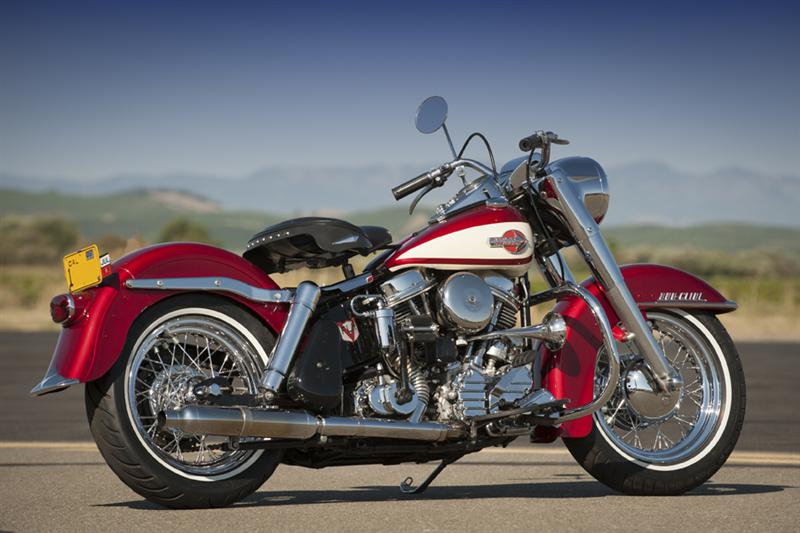 Les vieilles Harley....(ante 84) par Forum Passion-Harley - Page 5 1960_f10