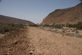 Accès camping de la vallée à Abaynou Dsc09614