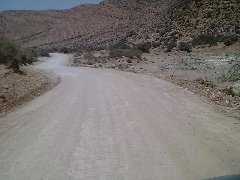 Accès camping de la vallée à Abaynou Sunp0011