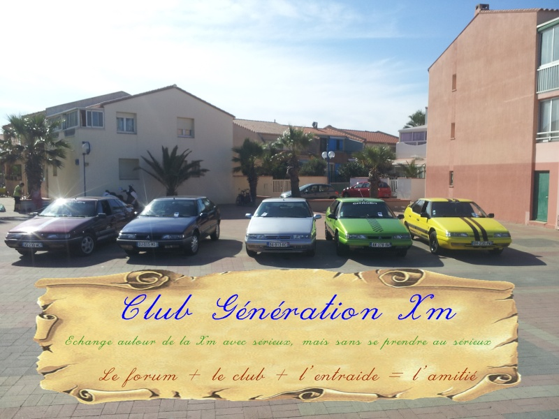 Club - Génération - Xm