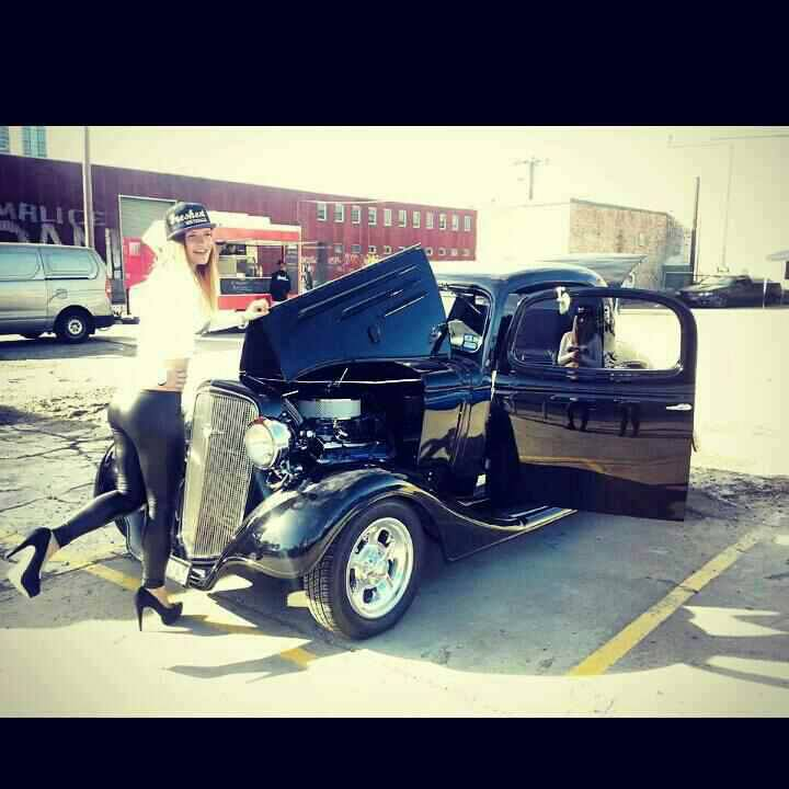 my recent ride 1934 chev coupe Sth10