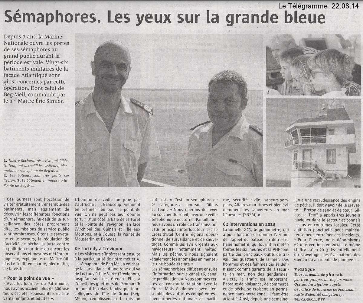 SÉMAPHORE - BEG MEIL (FINISTÈRE) - Page 5 Scan1425