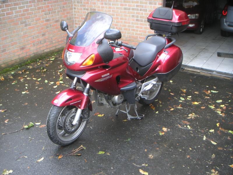 Deauville 650 de 2005 a vendre. (Belgique) Pict0010