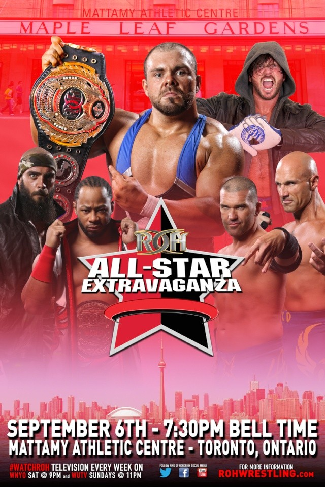 ROH All-Star Extravaganza du 6/09/2014 09061410