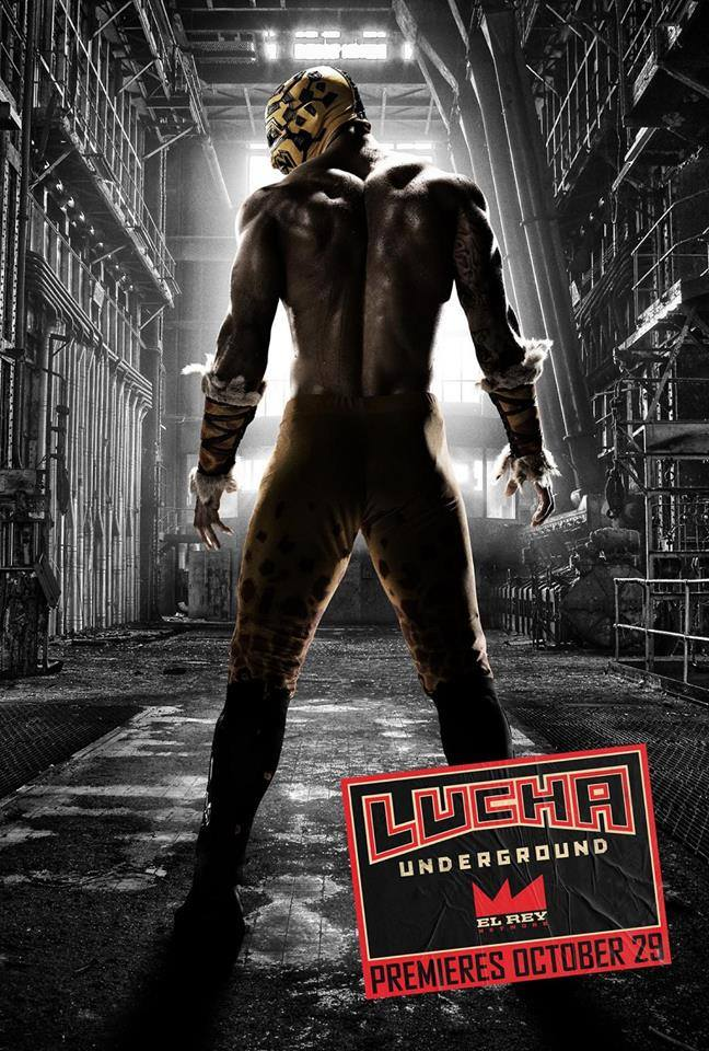 [Spoilers] Tapings de Lucha Underground Episode 1 d 6/09/2014 (+ photos et détails) 10690310