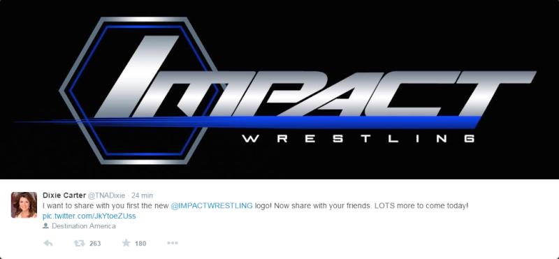 [Divers] Dixie Carter dévoile le nouveau logo d'Impact Wrestling Logo10
