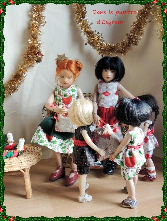 Le Père Noël est passé dans le pupitre ! 002_la11