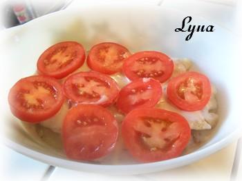 Casserole de pommes de terre et poisson Casser10