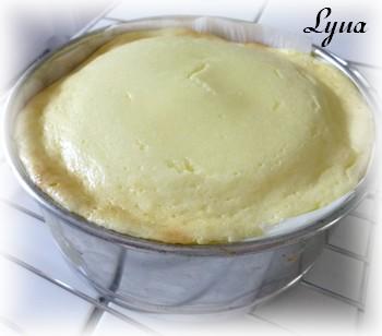 Gâteau à la crème d'amandes et fraises Gateau18