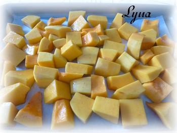 Lasagne à la courge butternut grillée et aux épinards Lasagn11
