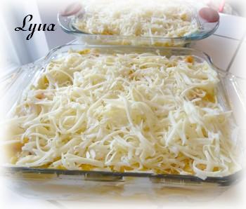 Lasagne à la courge butternut grillée et aux épinards Lasagn15