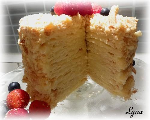 Torte Russe Napoléon Napole14