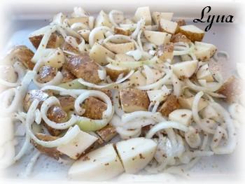 Pommes de terre à la moutarde Patate10
