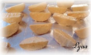 Pommes de terre grillées au four Pommes10
