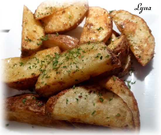 Pommes de terre grillées au four Pommes11