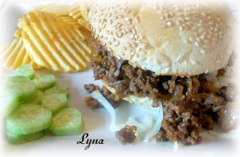 Sloppy joe Sloppy10