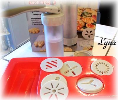 Biscuits Spritz Spritz10