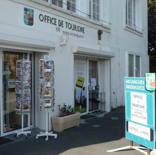 Office de Tourisme d'Arcangues, 64200 Arcangues (Pyrénées-Atlantiques) ot064 2510