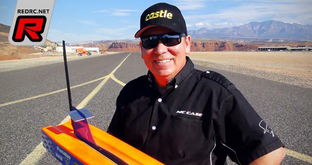 Record du monde de vitesse Niccas10