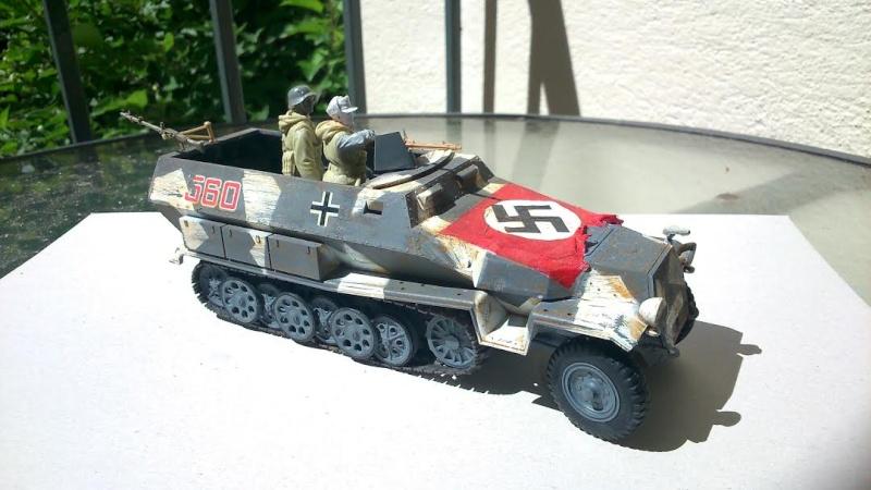 Sd.Kfz 251/1 ausf C en Ukraine Tamiya 1/35 Sdk_111