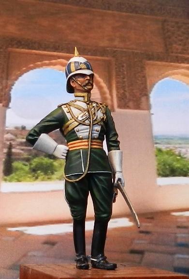 chotta Sahib, 30th lancers 00513