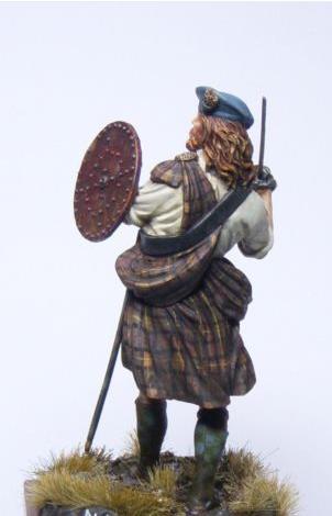 Highlands clansman (54mm) Xc10