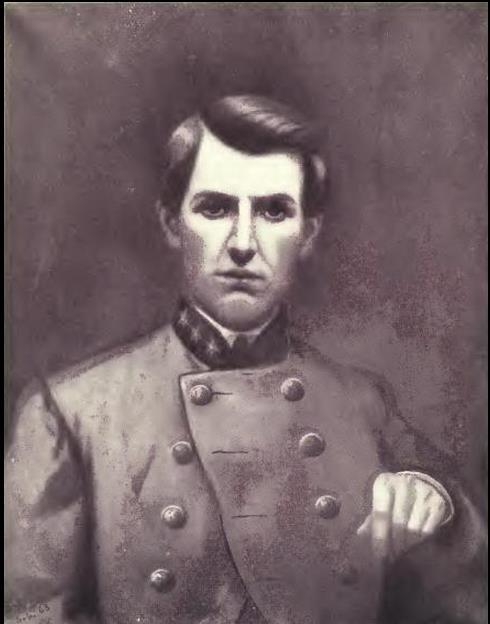 ARTILLEUR CONFÉDÉRÉ Virginia heavy artillery • 1864 Ze10