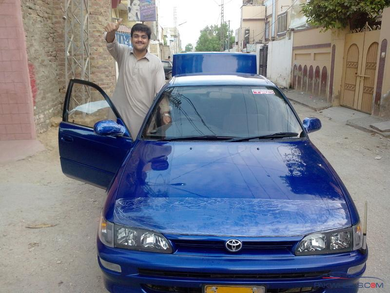 PAKISTAN tour with my restored ce100 14589410