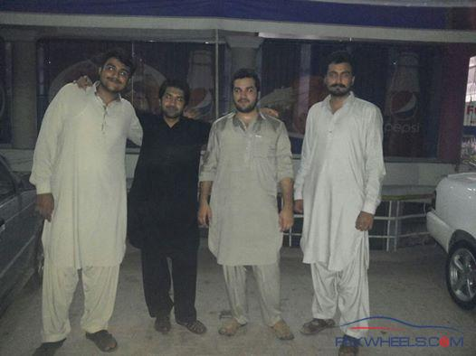 PAKISTAN tour with my restored ce100 14589913