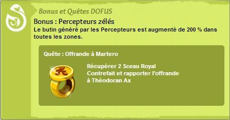 Bonus de l'Almanax du 4 Juinssidor : La Gardienne-Party Perco10