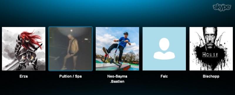 Petite soirée Skype t'as vue Soirae10