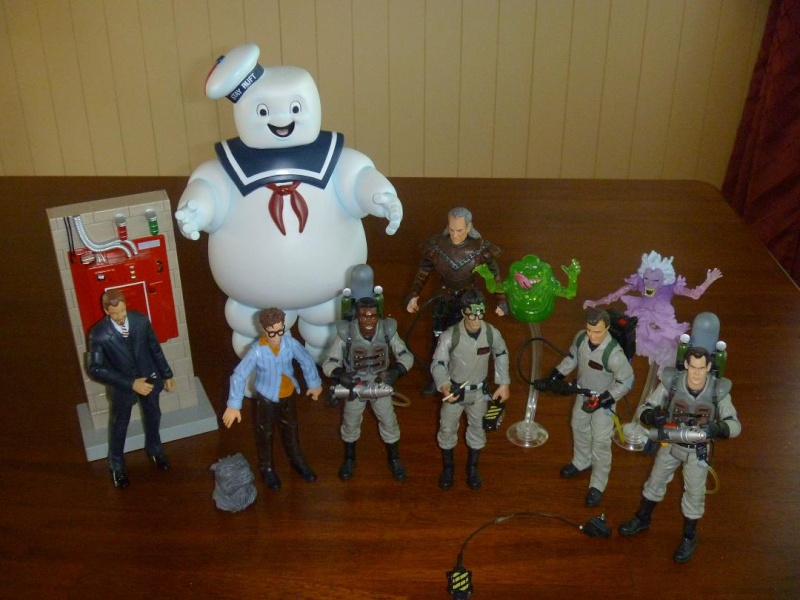 Ghostbusters Action figures Gb110