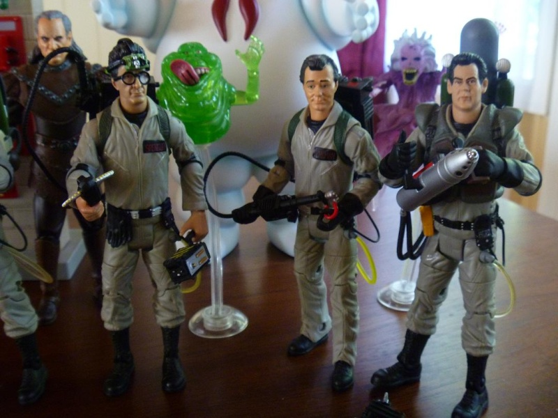 Ghostbusters Action figures Gb210