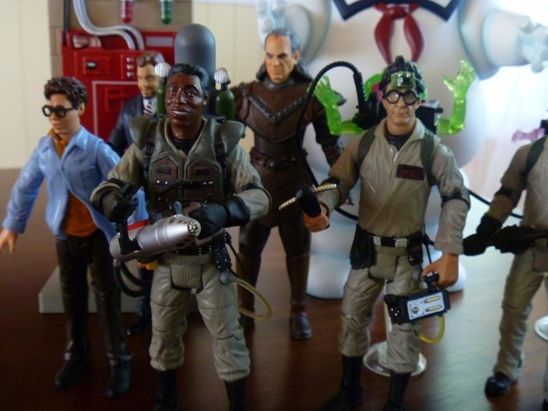 Ghostbusters Action figures Gb310