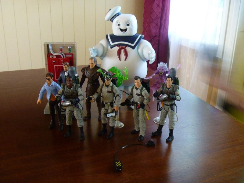 Ghostbusters Action figures Gb410