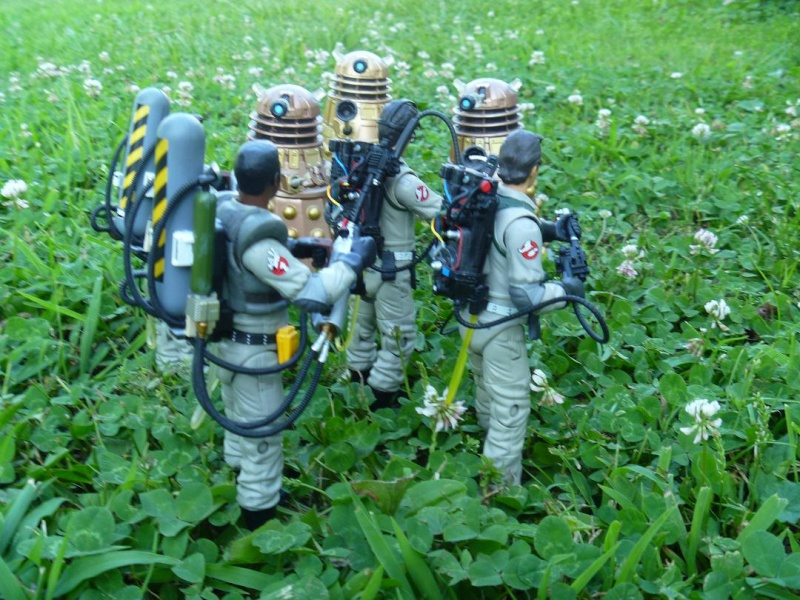 Ghostbusters Action figures Gb710