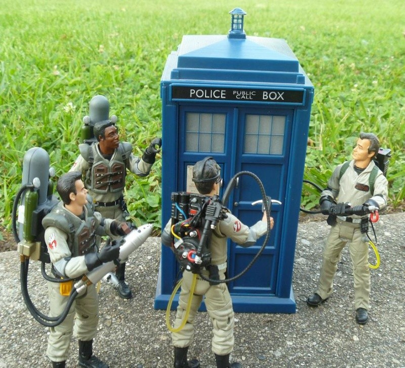 Ghostbusters Action figures Gb910
