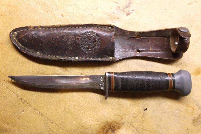 couteau scout Pal RH 34 00217