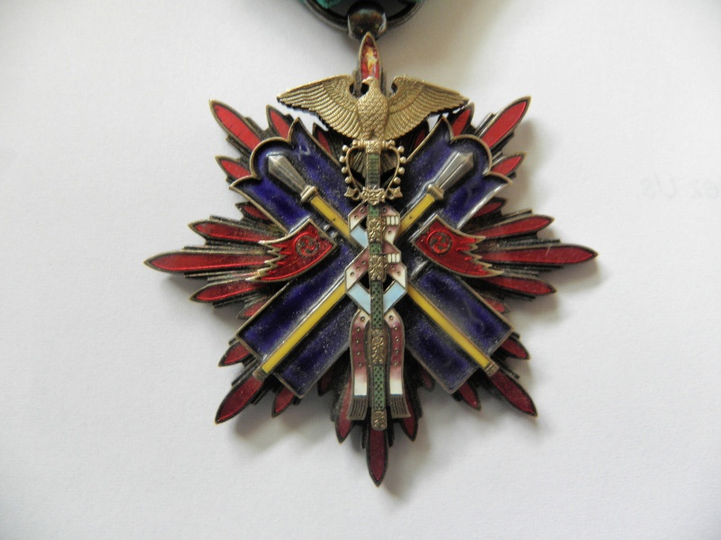 des médailles Faucon11