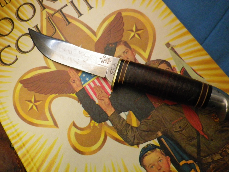 Tous mes couteaux scouts US et Badenpowel,  Imgp9117