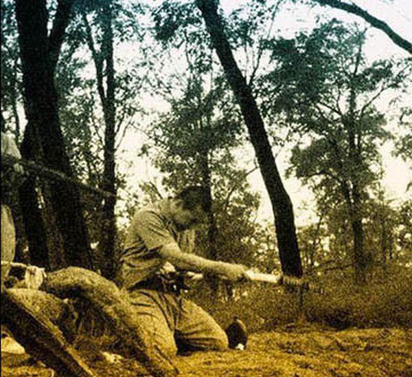 sabre, wakisashi, gunto, mes armes blanches du Japon moderne,  - Page 2 Seppuk13