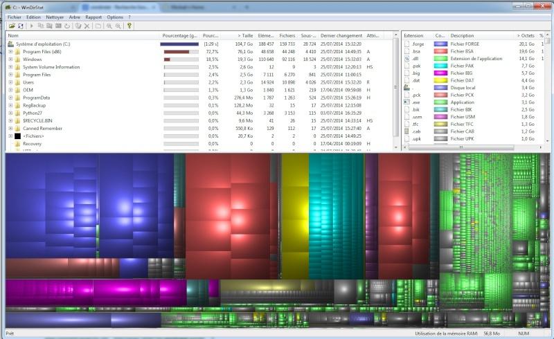 Libérer de l'espace sur un disque dur sous Windows Windir10